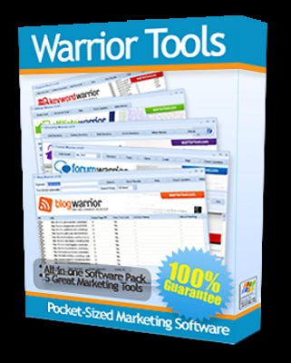 Product picture Warrior Internet Marketing Tools