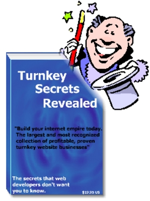 Product picture Turnkey Websites Secrets
