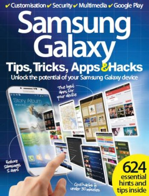 Product picture Samsung Galaxy - Tips, Tricks, Apps & Hacks