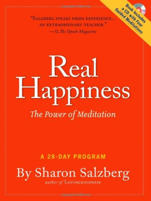 Product picture Real Happiness  The Power of Meditation  A 28-Day Program -